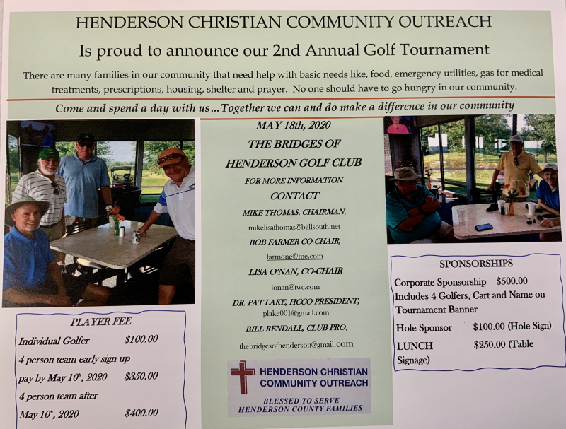 Henderson Community Christian Outreach